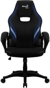 Кресло игровое AeroCool AERO 2 Alpha голубой