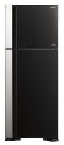 Холодильник Hitachi R-VG 542 PU7 GBK черный