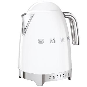 Чайник электрический SMEG KLF04WHEU белый