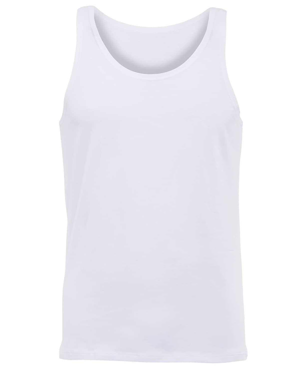Майка гимнастическая AA-5900, хлопок, белый (44-48)