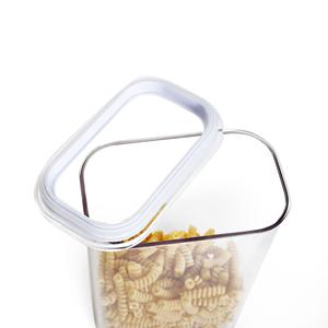 6821  Контейнер для хранения продуктов 15x9x17см / 1,5л Прямоугольный (пластик)