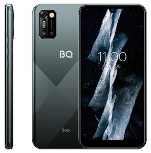 Смартфон BQ 6051G 16 Гб черный