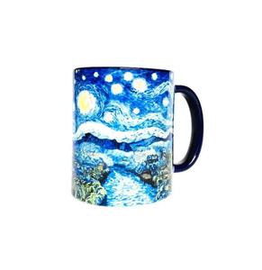 Кружка керамическая «Звездная ночь» Винсент Ван Гог