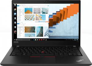 Ноутбук Lenovo ThinkPad T14 G1 T (20S0000GRT) черный