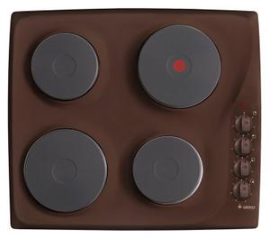 Электрическая варочная поверхность GEFEST ЭС В СВН 3210 К17 коричневый