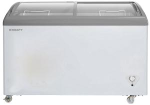 Морозильный ларь Kraft KF-TD336CG белый