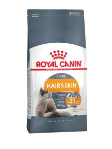 Royal Canin Hair & Skin Care сухой корм для взрослых кошек, поддержание здоровья кожи и шерсти 2 кг