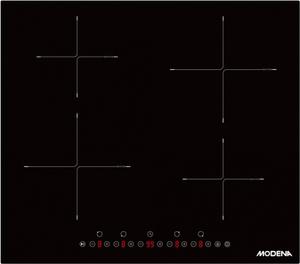 Индукционная варочная поверхность MODENA BI 0642 LBR черный