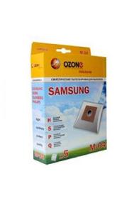OZONE micron M-04 синтетические пылесборники 5 шт. (Samsung VP-95)