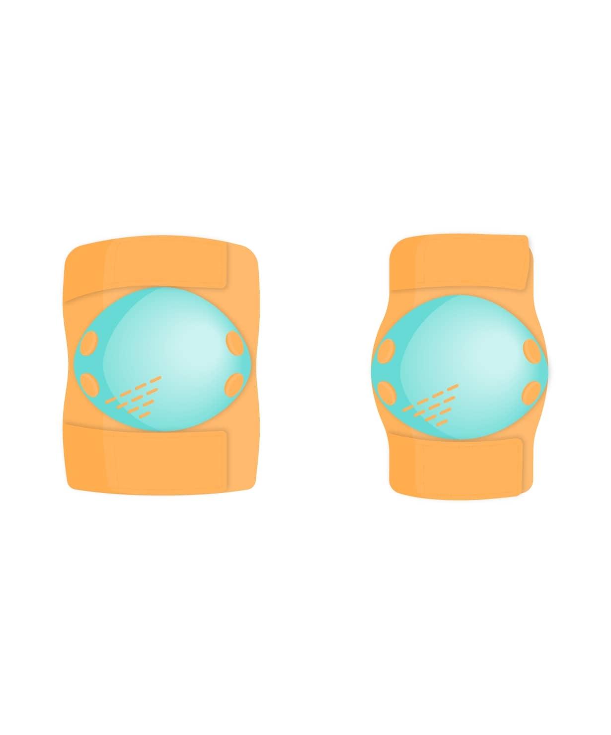 Комплект защиты Bunny Orange
