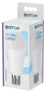 Лампа светодиодная ФОТОН LED A60 20W E27 6500K