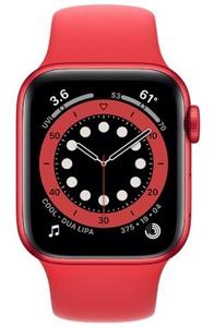 Смарт-часы Apple Watch Series 6 40mm красный