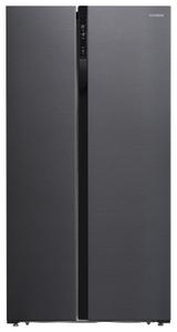 Холодильник Hyundai CS5003F серый
