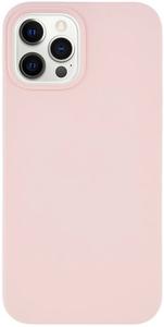 Чехол защитный «vlp» Silicone Сase для iPhone 12 ProMax, светло-розовый