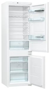 Холодильник встраиваемый Gorenje NRKI4181E1 белый  /54x54.5x177.2 см /A+ (после ремонта)