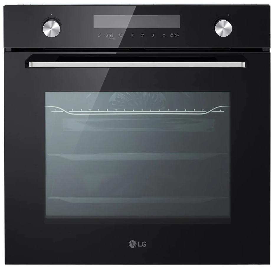 Духовой шкаф LG WSEZM7225B1 черный