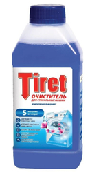 Очиститель для стиральных машин 250мл Tiret