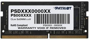 Оперативная память Patriot Memory [PSD48G320081S] 8 Гб DDR4