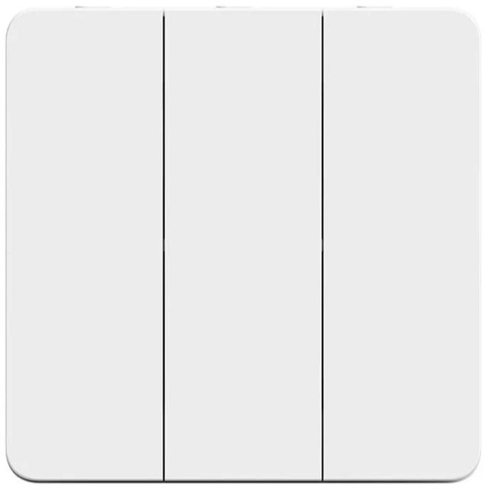 Умный выключатель (три клавиши) Yeelight Smart Switch Light YLKG14YL