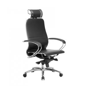 Кресло офисное Samurai K-2.04 черный