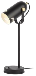 Светильник настольный ЭРА N-117-Е27-40W-BK E27 черный