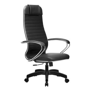 Кресло офисное Метта Комплект 6.1 (БЕЗ ОСНОВАНИЯ) черный