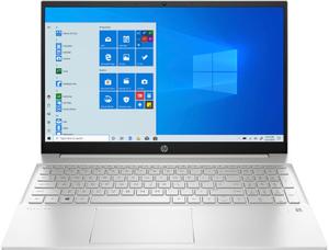 Ноутбук HP Pavilion 15-eg0062ur (2X2T9EA) серебристый