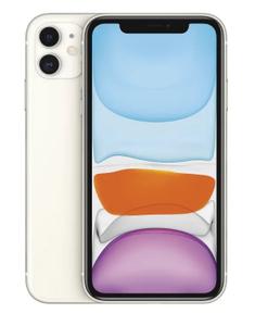 iPhone 11 128GB White (MWM22RU/A), маленькая точка в середине экрана, справа видна на всех цветах