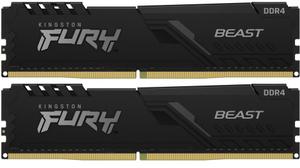 Оперативная память Kingston FURY [KF426C16BBK2/8] 8 Гб DDR4