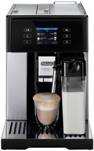 Кофеварка автоматическая Delonghi ESAM460.80.MB серебристый