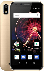 Смартфон Vertex Impress Flash 8 Гб золотой
