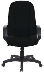 Кресло для руководителя Бюрократ T-898/3С11BL черный