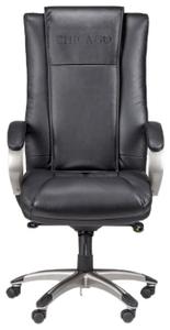 Массажное кресло US Medica Chicago NF (офисное) (черное)