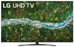 "Телевизор LG 65UP78006LC 65"" (165 см) коричневый"