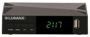 Цифровой TV-тюнер Lumax DV2117HD