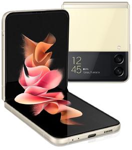 Смартфон Samsung Galaxy Z Flip 3 128 Гб бежевый