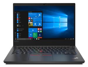 Ноутбук Lenovo ThinkPad E14-IML T (20RA0035RT) черный
