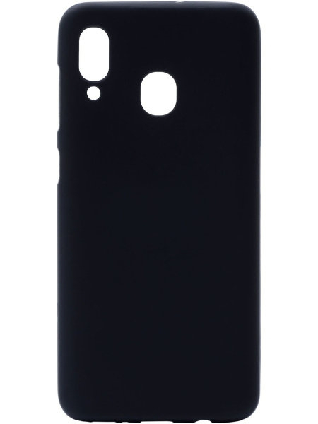 Накладка пластиковая Soft-Touch CaseGuru 0.3mm для Samsung Galaxy A20 \ A30