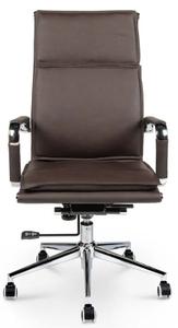 Кресло офисное Norden Харман коричневый
