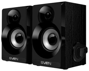 Колонки Sven SPS-517 черный