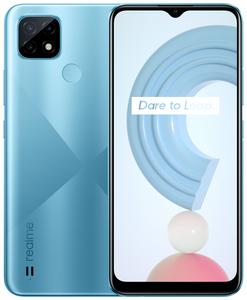 Смартфон Realme C21 32 Гб голубой