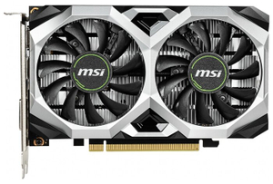Видеокарта MSI GeForce GTX 1650 Super VENTUS XS OC 4 Гб