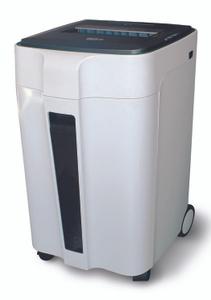 Шредер Office Kit S140 (секр.P-4)/фрагменты/12лист./20лтр./скрепки/скобы/пл.карты/CD