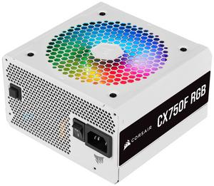 Блок питания Corsair CX750F RGB White [CP-9020227-EU] 750 Вт