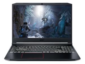 Ноутбук игровой Acer Nitro 5 (AN515-55-58XJ) черный