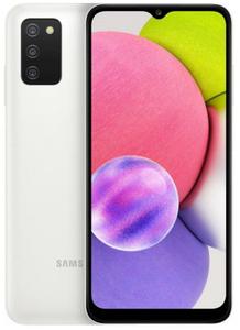 Смартфон Samsung Galaxy A03s 64 Гб белый