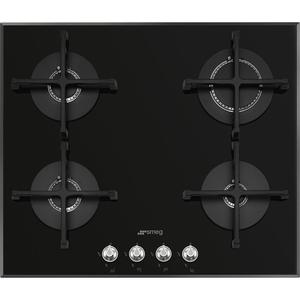 Газовая варочная панель SMEG PV164N2 черный