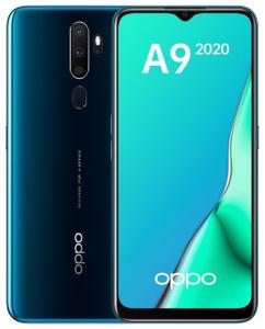 Смартфон OPPO A9 128 Гб зеленый