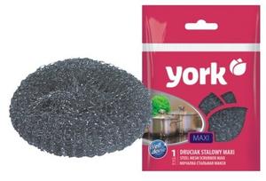 Мочалка стальная York макси