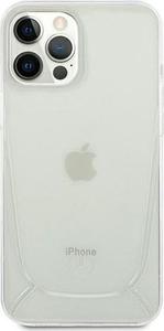 Чехол Mercedes для iPhone 12/12 Pro (6.1) PC/TPU Transparent line Embossed 1 Hard Clear